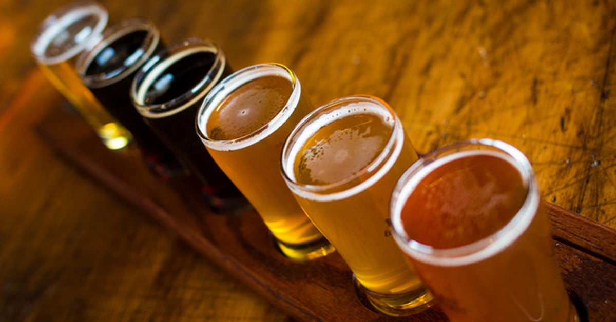 Brew Basics: Craft Beer Tasting Like A Pro