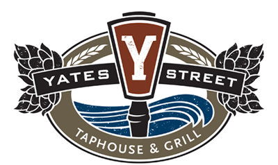 Logo Yates - Bar in Victoria